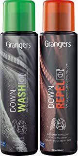 Grangers Down Wash & Down Repel Combo Pack/Made in England
