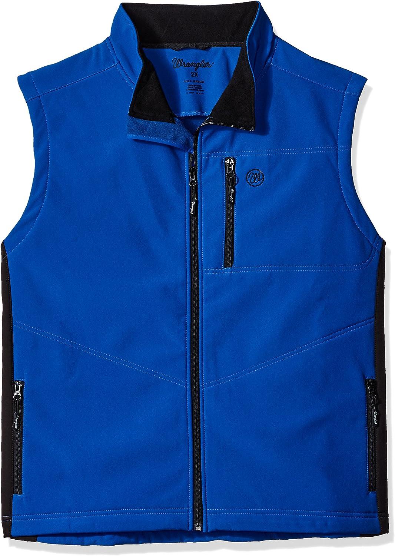 Wrangler Men's Big and Tall Trail Vest