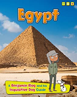 Egypt (Country Guides, with Benjamin Blog and his Inquisitive Dog)