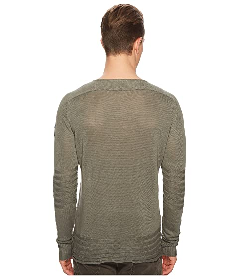 mejor alta moda cómo comprar Gauge Sand Belstaff Light Fine Exford Linen Sweater ORR1E4qw ...