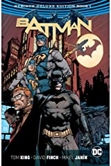 Batman: The Rebirth Deluxe Edition - Book 1 (Batman (2016-)) Kindle Edition