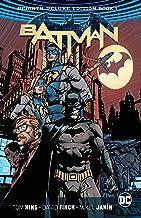 Batman: The Rebirth Deluxe Edition - Book 1 (Batman (2016-))