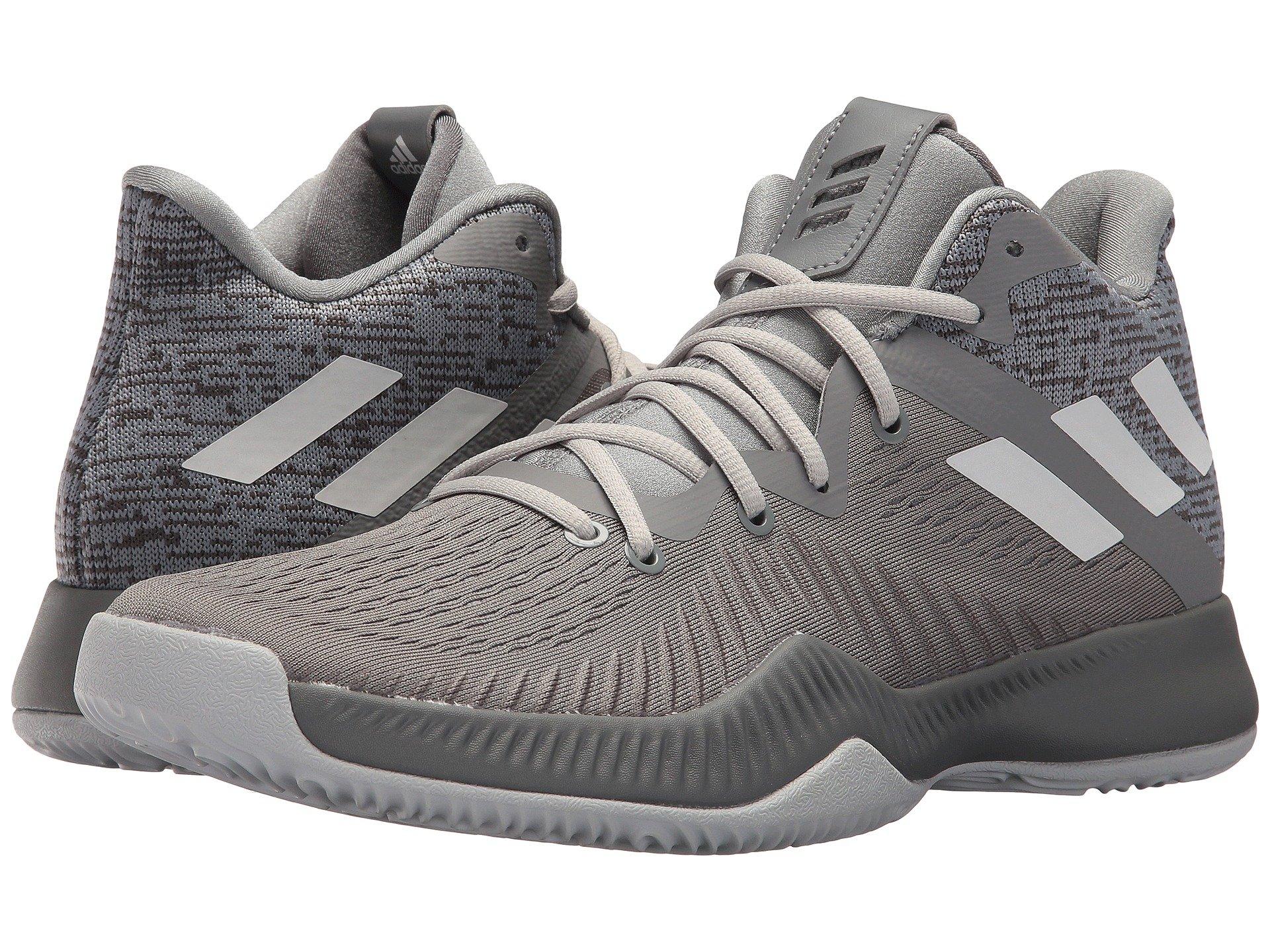 da5f06142 Adidas Originals Mad Bounce In Grey Three White Grey Four ...