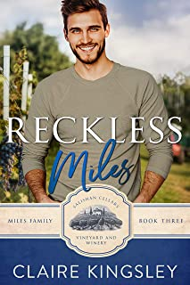 Reckless Miles: A Playboy Romance (The Miles Family Book 3)