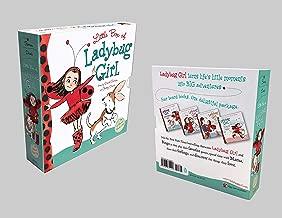 ladybug girl book set