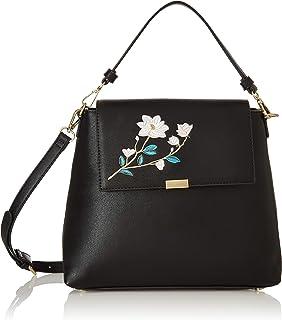 Van Heusen Women's Sling Bag (Black)