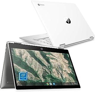 Google Chromebook HP ノートパソコン インテル Pentium® Silver 8GBメモリ 64GB eMMC 14インチ フルHDブライトビュー・IPSタッチディスプレイ 2in1 コンバーチブルタイプ 日本語キーボード...