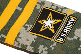 Unisex Socks Size 6-13, United States US Army Camouflage