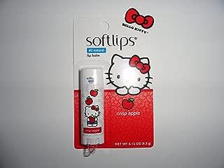 Softlips All Natural Hello Kitty Lip Balm - Crisp Apple 0.15 oz / 4.2 g