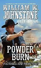 Powder Burn (A Will Tanner Western)