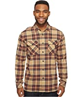 Volcom - Jasper Long Sleeve Heavyweight Flannel