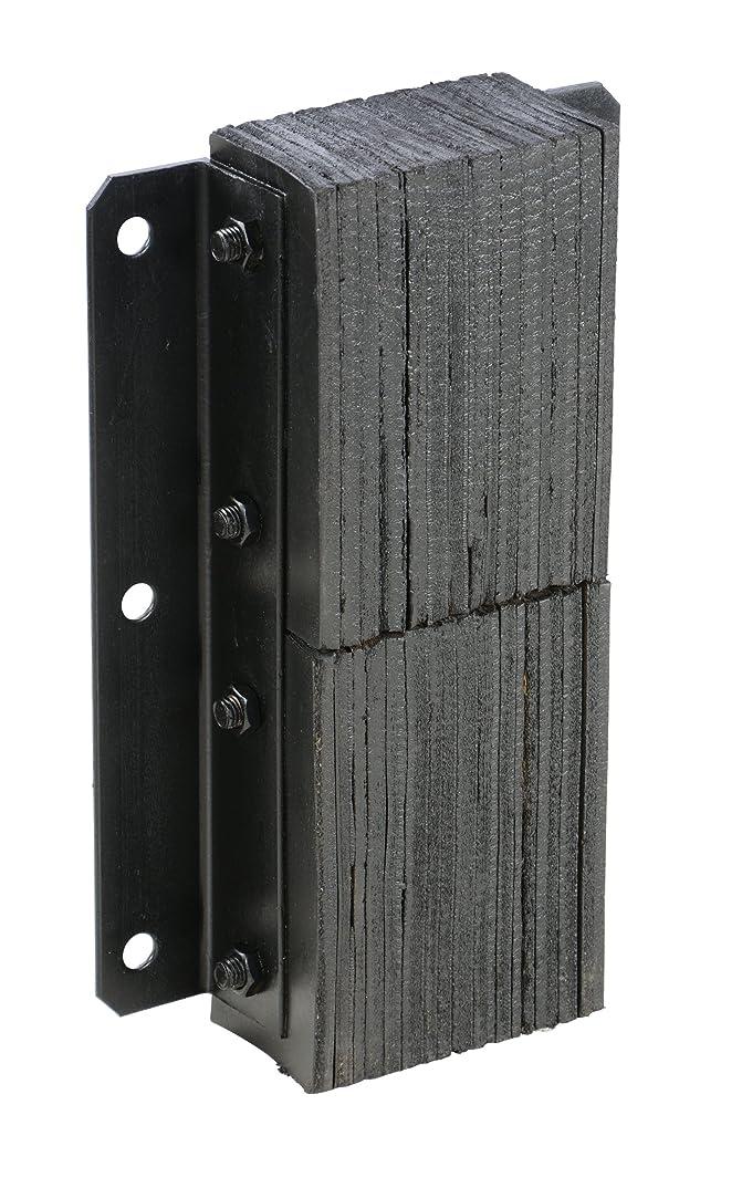 Vestil V-1120-4.5 Rubber Vertical Laminated Dock Bumper, 11