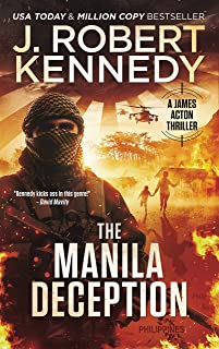 The Manila Deception (James Acton Thrillers Book 26)
