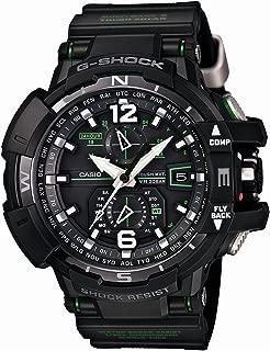 [カシオ] 腕時計 ジーショック GRAVITYMASTER 電波ソーラー GW-A1100-1A3JF ブラック