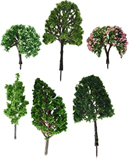 FA 181525 - 30 Leaves Trees, Accessories for Model Railway, Model Making