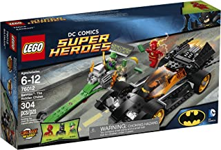 the riddler chase lego set