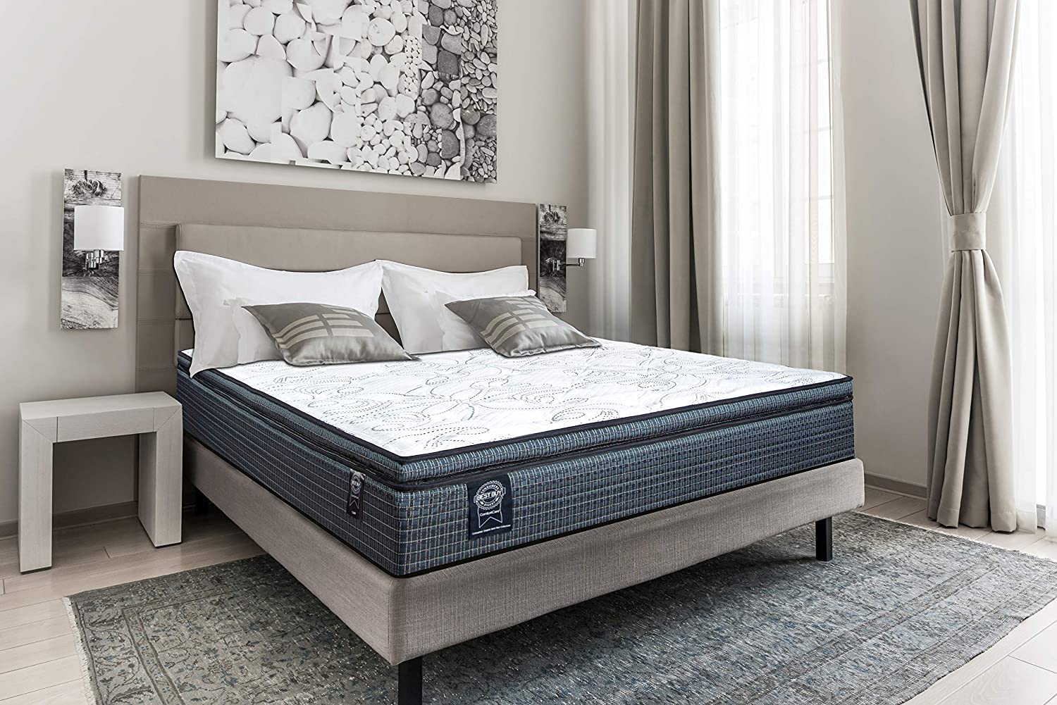Comfort Care by Restonic Solis Pillow Mattress 35% OFF Top Soldering Full