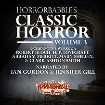 HorrorBabble's Classic Horror: Volume 3