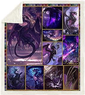 Best dragon hooded blanket Reviews
