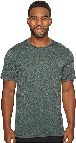 Nike - Breathe Short Sleeve Training Top