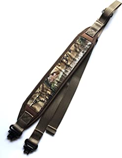Ade Advanced Optics Padded Rifle Sling Shoulder Strap, Camouflage