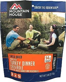mountain house turkey dinner