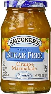 Smuckers SUGAR FREE ORANGE MARMALADE, 12.75 Ounce