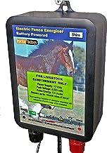 Zeen Electric Fencing Digital Fence 1000V-6000V Measure Current ABS Voltage Tester