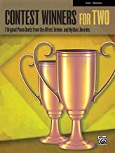 Contest Winners for Two, Bk 1: 7 Original Piano Duets from the Alfred, Belwin, and Myklas Libraries