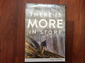 There is More in Store - Joel Osteen 3 message cd/dvd set
