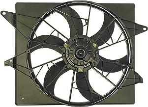 Dorman 620-118 Engine Cooling Fan Assembly for Select Ford / Mercury Models , Black