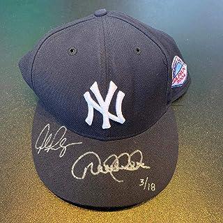 7072ad9647418c Beautiful Derek Jeter & Alex Rodriguez Signed Yankees Hat MLB Authentic - Steiner  Sports Certified -