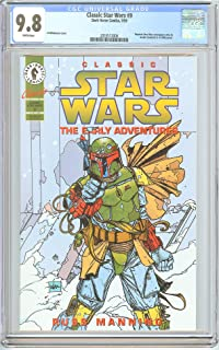 Classic Star Wars #9 CGC 9.8 White Pages (1993) 2055512006