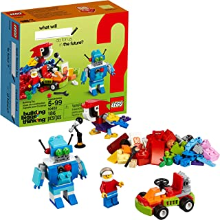 LEGO Classic Fun Future 10402 Building Kit (186 Piece)