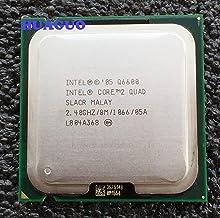 Intel Core 2 Quad Q6600 2.4 GHz Quad-Core CPU Processor SLACR LGA 775 8M Cache