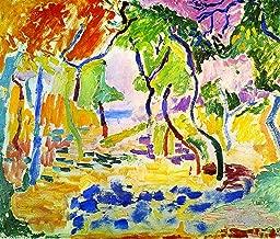Henri Matisse The Joy of Life (Study) 1905 Statens Museum for Kunst Copenhagen 30