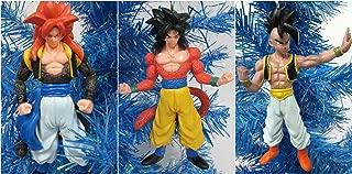 Ornament Dragon Ball Z Holiday Christmas Tree Set Featuring Random Dragon Ball Z Character