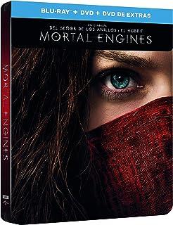 Mortal Engines - Edición Especial Metal [Blu-ray]