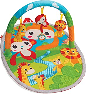 Infantino- Explore & Store Jungle Baby PlayGym