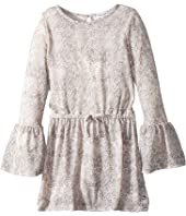 Splendid Littles - Python Print Loose Knit Dress (Little Kids)