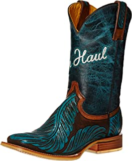 Tin Haul Shoes Women's Feathers