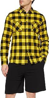 Urban Classics Regular Fit Herren Freizeit Hemd