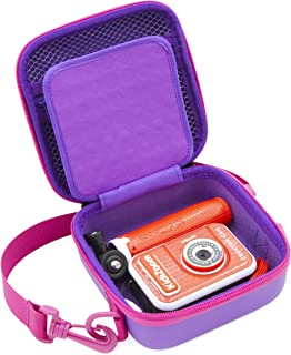 CASEMATIX Kids Toy Camera Case Compatible with VTech Kidizoom Creator Cam Video Camera for Kids and Vtech Kidizoom Camera ...