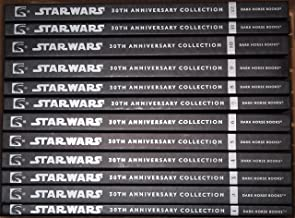 Star Wars 30th Anniversary Collection Dark Horse Books Complete Collection 1 - 12