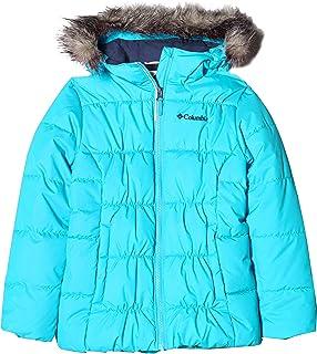 (X-Large, Blue (Atoll)) - Columbia Girls' Gyroslope Ski Jacket