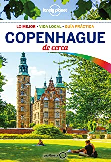 Copenhague de cerca 3 (Guías De cerca Lonely Planet)