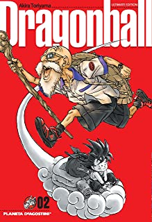 Dragon Ball nº 02/34 PDA (Manga Shonen)
