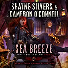 Sea Breeze: Phantom Queen Diaries, Book 8