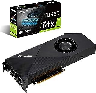 ASUS NVIDIA RTX2060 搭載 デュアルボール ベアリング ファン モデル  6GB TURBO-RTX2060-6G