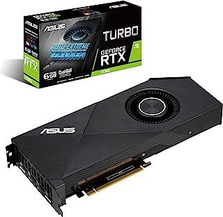 ASUS GeForce RTX™ 2060 6G Turbo Edition GDDR6 HDMI DP 1.4 (Turbo RTX2060-6G)